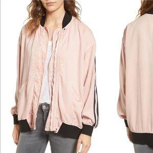 HUDSON Nova Varsity Jacket